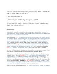 an ielts candidate attempts a letter that explains reasons for