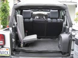 7 passenger jeep wrangler third row jump seat jeep wrangler jk forum jeep