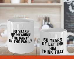 cadeau 60 ans de mariage 60 ans de mariage etsy
