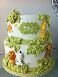jungle baby shower cakes 44 baby shower cake ideas for your special day cheekytummy