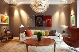 couleur chaude chambre couleur chaude pour une chambre 5 id233e d233co de salon moderne