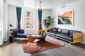 brooklyn apartment gets chic interior design by local studio