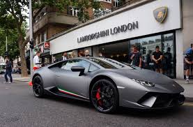 first lamborghini lamborghini manchester archives car dealer magazine