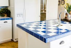 how to cut ceramic tile around kitchen cabinets all you need to about tile countertops bob vila
