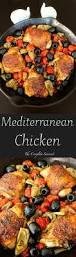 Mediterranean Style Chicken Recipe Best 25 Mediterranean Chicken Ideas On Pinterest Mediterranean