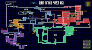 Metroid 2 Map V Video Games Thread 349675441