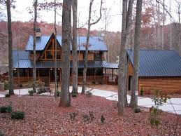 the wildcat trail 2 story custom log home plan breezeway too and