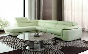 Buying A Sectional Sofa Furniture Modern Light Green Sectional With Granite
