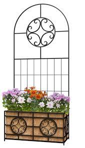 Panacea Trellis Buy Cheap Planter With Trellis Compare Garden Tools Prices For