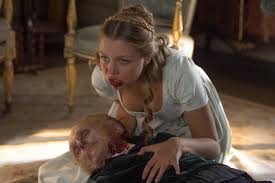 Halloween 3 Rob Zombie Cast by Pride And Prejudice And Zombies Cast Plays Would You Rather Collider