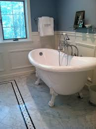 Clawfoot Bathtub For Sale Clawfoot Tub For Sale Bathroom Victorian With Bath Blue Wall