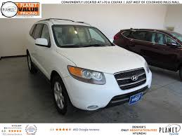 used hyundai santa fe denver 2007 hyundai santa fe in golden used hyundai santa fe for sale in