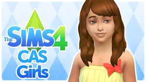 the sims 4 kids children cas girls clothing hair and