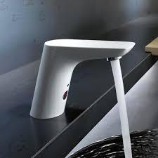 home depot bar sink faucet ez faucet touch free automatic sensor