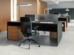 Office Workstation Desk by Quaranta5 Teak Office Desk By Fantoni