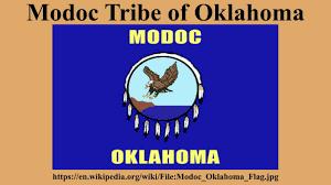Flag Of Oklahoma Modoc Tribe Of Oklahoma Youtube