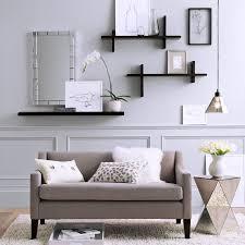 nice decoration shelf ideas for living room shining inspiration