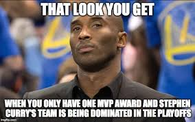 Unimpressed Meme - unimpressed kobe memes imgflip