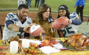 seahawks thanksgiving seahawks wire