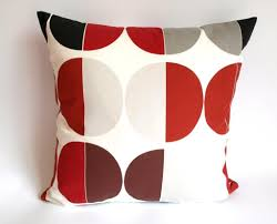 fantastic red throw pillow ideas inspiration ideas red and white