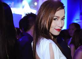 cristine reyes new hairstyle cristine reyes at the omg awards preview