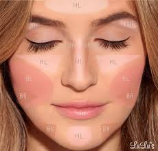 25 best ideas about makeup contouring on face contouring makeup contour and face contour makeup