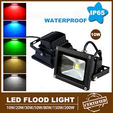 Led Flood Light Bulb Reviews by Aliexpress Com Buy 85 265v Refletor Led Floodlight 10w Led Flood