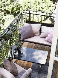 canapé balcon la terrasse en ville qui inspire la plupart des designers