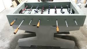 Concrete Patio Table Set by Bravado Outdoor Products Llc U2013 Concrete Ping Pong Tables