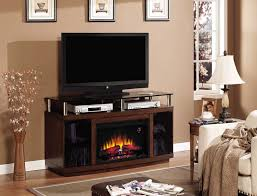 Entertainment Center With Electric Fireplace 54 U0027 U0027 Drew Autumn Birch Entertainment Center Electric Fireplace