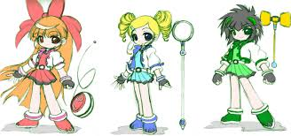 power puff girls z page 2 of 9 zerochan anime image board