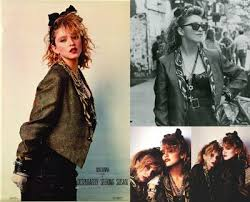 Seeking Jacket Desperately Seeking Susan Great Through The Years