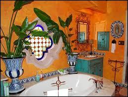 Hacienda Decorating Ideas Mexican Style Interiors