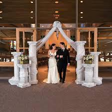 wedding arches columns 34 00 two pillars wedding columns orientaltrading more