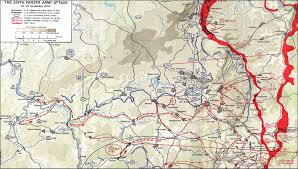 Ww2 Europe Map Experience The Battle Of The Bulge In The Belgian Ardennes Losapos