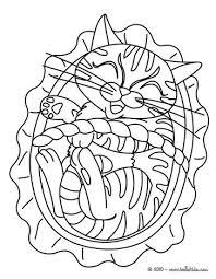 beautiful kawaii cat coloring pages hellokids