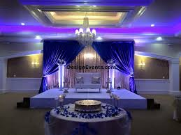 blue and gold decoration ideas royal blue white and gold wedding