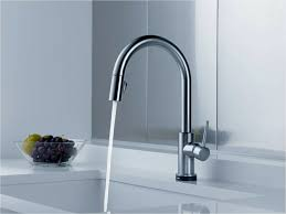 touch faucets for kitchen beautiful touch faucets kitchen interior design