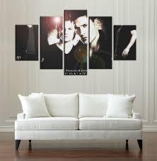 Art For Living Room by Aliexpress Com Buy Spn Supernatural Tv Drama Program Wall Art