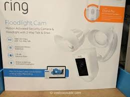 ring security light camera security light with camera costco ring floodlight camera and chime