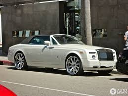 Rolls Royce Phantom Drophead Coupe White Gallery Moibibiki 5