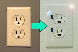how to upgrade a wall outlet to usb functionality apartment therapy