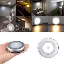 wireless light pir motion auto sensor 6 led l lights