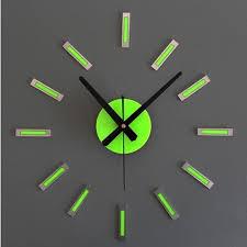 Clock For Bathroom Wholesale Diy Wall Clock Modern Design Watch Saat Wall Clocks