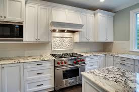 Kitchen Backsplash Photo Gallery New Custom Homes Globex Developments Inc Custom Home