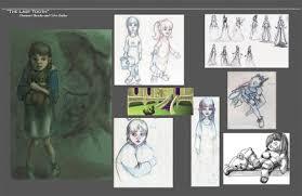 melissa koch character design