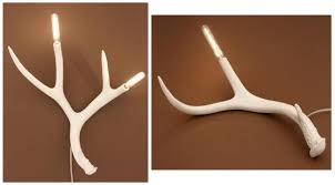 How To Make Deer Antler Chandelier Extraordinary Antler Chandaliers Digsdigs