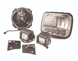 long range optimus led auxiliary light round life after dark led lights tread magazine