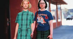 ghost world enid s fashion ghost from to fashion and the other way