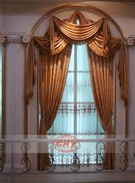Arch Window Curtain Making An Impact I Http Www Ghystone Com Image Curtain Curtain11